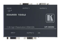 Kramer Tools 3-way VGA splitter